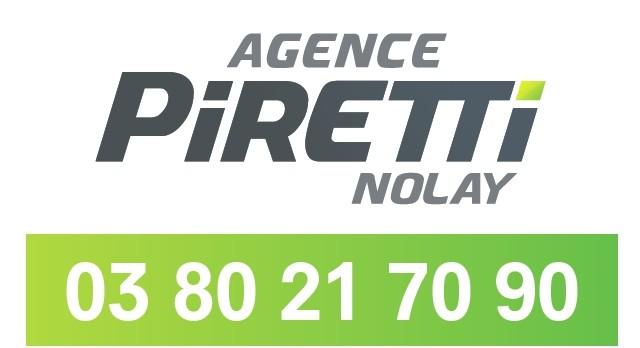 Coordonnées de l'agence Piretti Energies à Nolay (03 80 21 70 90)